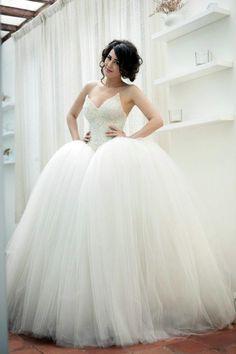 Moe Shour S/S 2012 Wedding Dress. www.moeshour.com