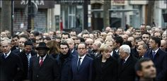 Franzosen setzen beispielloses Zeichen gegen den Terror - Yahoo Nachrichten Deutschland
