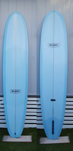 9'3 Walk Fantastic - Slider model with Powder Blue Resin Tint