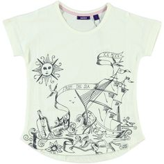 Mexx Kids Girls Sailor Tee