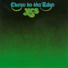 Yes - Close to the Edge album cover