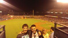Greatest comeback in Baseball history! Night game at the AT & T Park, San Francisco, CA