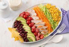 Einfach Lecker » Schichtsalat » Finden Sie leckere Rezeptideen für jeden Tag, die Ihnen das tägliche Kochen leichter machen. » Einfach Lecker
