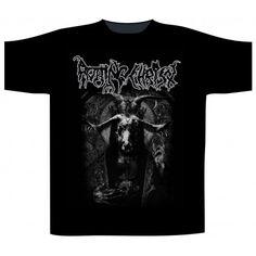 Rotting Christ: Diavolus (tricou) Rotting Christ, Artists, Mens Tops, T Shirt, Supreme T Shirt, Tee Shirt, Tee, Artist