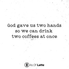 As Of Latte sells whole bean and ground flavored coffee. We create accessories, mugs and clothing for coffee lovers. Every product contains trendy coffee based designs mixed little pop culture. Get your coffee gifts and fun flavored coffee here! Coffee Carts, Coffee Wine, I Love Coffee, My Coffee, Coffee Drinks, Coffee Jokes, Coffee Quotes Funny, Coffee Icon, Caffeine Addiction
