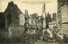 Amicarte 51 Reims: Reims 14-18... Je quitte les tranchées...