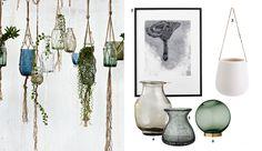 Globe and Vitreus vases on Iboligen.dk, May Vases, Globe, Blogging, This Is Us, Inspiration, Biblical Inspiration, Balloon, Blog, Vase