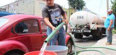Brindará Azcapotzalco tandeo por pipas durante contingencia por corte de agua
