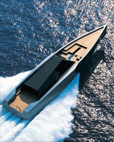 SUPERB YACHTS - Yacht WallyPower 118.