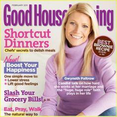 Free Good Housekeeping Magazine - http://ift.tt/1QMfdQH