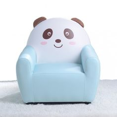Suitable for ages Ideal for your child's bedroom, playroom, or the living room Designed for children, helping to create a good sitting posture Durable and lightweight construction Waterproof PVC surface for easy cleaning Cute Panda Cartoon, Reading Cartoon, Sitting Posture, Classroom Design, Sofa Chair, Pre School, Kids Bedroom, Living Room Designs, Your Child