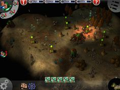 Marine Siege RTS - Kicking some Bug butt..