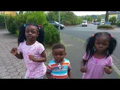 Harrysong  and talented kids