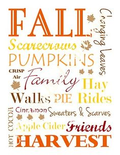 Fall Subway Art- This one printed perfectly. EW The Crafted Sparrow: Free Printables Free Thanksgiving Printables, Thanksgiving Crafts, Free Printables, Happy Thanksgiving, Rustic Thanksgiving, Thanksgiving Pictures, Thanksgiving Traditions, Christmas On A Budget, Holiday Fun