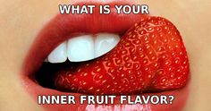 What Is Your Inner Fruit Flavor?