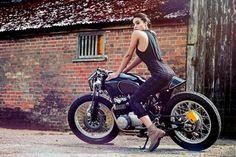 Customização moto