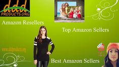 Top Amazon Sellers & Amazon Resellers at www.dddproducts.org