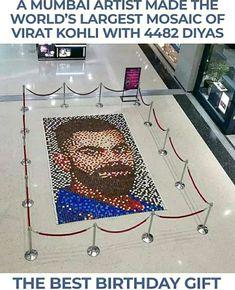 I love Virat . Funny Minion Memes, Some Funny Jokes, Funny Facts, Virat Kohli Quotes, Crickets Funny, Cricket Quotes, Best Birthday Gifts, Happy Birthday, Virat Kohli Wallpapers