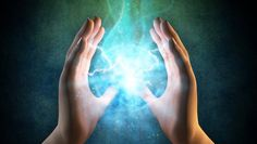 This energy thing is Magical Metaphysical Energy. It is thought to be the energy that connects us all and has created everything.