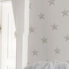 papel pintado estrellas piedra