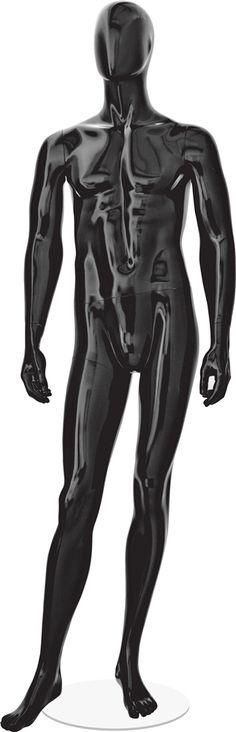 Κούκλα Ανδρική Πολυεστερική Μαύρο Γυαλιστερό Χαρακτηριστικά προσώπου: Όχι Βάση: Γυάλινη Χωρίς Περούκα Κίνηση: χέρια – μέση Άριστη ποιότητα Προέλευση: Εισαγωγής