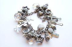Charm bracelets-chunky, jingly and soooo pretty