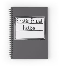 A notebook to write your own Buttloose in.