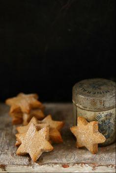 Biscuits à la farine de sarrasin