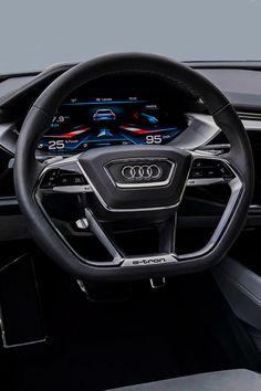 "fullthrottleauto: "" Audi E-tron Quattro Concept '09.2015 (#FTA) """