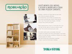 Tok Stok / Ação - Bruno Macarini