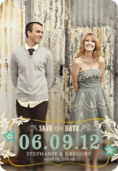 save the date? engagement photo ideas? (like the color & the barn in the background)