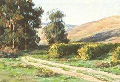 Villa Creek Road Citrus by Rod Aszman  ~  x