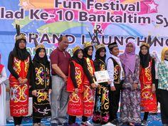 Perpustakaan Bunga Bangsa ƸӜƷ: SD Islam Bunga Bangsa Juara 1 Lomba Jingle pada Fu...