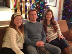 Christmas time with my siblings