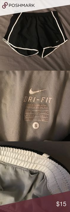 Nike shorts Super comfy and lined, price reflects small tear in lining Nike Shorts