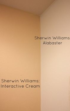 Sherwin Williams Sw6113 Interactive Cream Match Paint Colors Myperfectcolor Notable