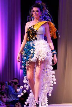 2012 Paper Fashion Show