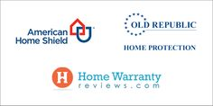Companies in home warranty industry achieve customer service success by efficient contractor networks. Home Warranty Companies, Home Shield, Home Protection, H & M Home, Logos, Logo