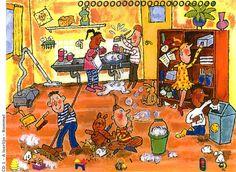 images pour parler - Nurvero - La vie en classe