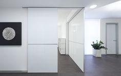 Rusconi & Partners   Office Rimadesio: sliding doors graphis, design schuifdeuren