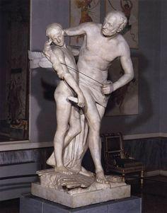 Dédalo e Ícaro (1778-79).
