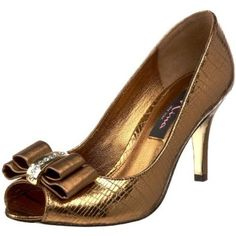 Bronze shoes ordered