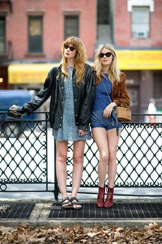 How It Girls Share Clothes - Camille Rowe and Reformation's Brianna Lance on BFF Style - Elle