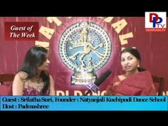 Guest of the Week (April 1st - 2012). Interview with Srilatha Suri, Founder Natyanjali Kuchipudi Dance School, Plano Texas, US. Desiplaza.tv is a webtv for Local Dallas local community.