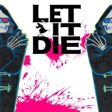 LET IT DIE game Cover