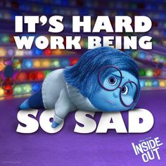 Just give me a few…hours. #LaborDay #LazyDay #InsideOut