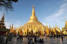Half Day Yangon City Tour Join the half-day tour to discover some of Yangon's highlights and led by a professional English speaking local guide. You will visit the Shwedagon Pagoda, iconic of Yangon, where you can learn some culture and history of Myanmar's people.  Explore the central area of down town Yangon, you can see many historical buildings and experience daily lifestyle of local people.There are two departure options: the morning departure at 8am and afternoon tou...