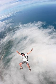 Skydive in August