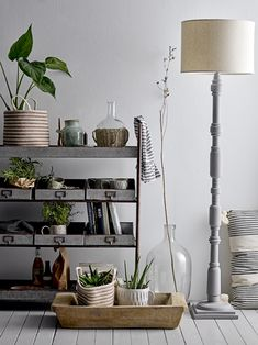 Williston Forge This beautiful shelf with drawers is bringing personality to every home and offer the opportunity to make every space memorable. Metal Cart, Traditional Floor Lamps, Shabby, Creative Co Op, Gold Stripes, Recycled Wood, Dream Decor, Best Interior, Open Shelving