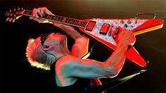 31 de agosto – Celebramos el cumpleaños de Rudolf Schenker (Scorpions) haciendo un repaso a alguno de sus videos